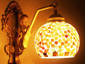 欧式壁灯设计 15款上演华丽灯光