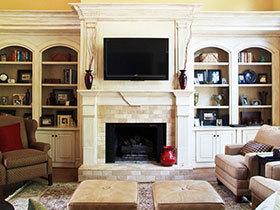 电视柜风格款式 经典欧式风格推荐