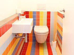 家里有彩虹! 12个彩虹家居搭配设计