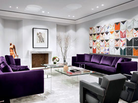 低调奢华的艺术之家 350平高档别墅装修图