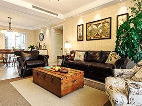 超级温馨的家  130平三居室只用来盛放爱!
