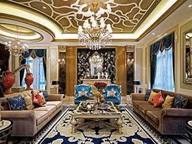 精致的别墅装修  你会有皇宫般的感受