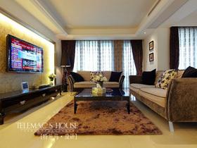 都市情迷 新古典风格 雅俗兼备的家