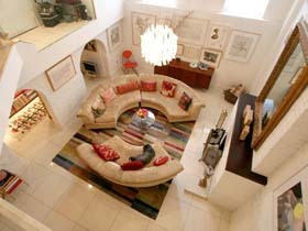简欧风格 150平两层别墅