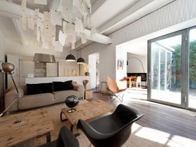 原木简朴 北欧风格 实用别墅经济住宅设计