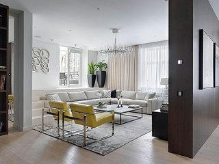 细节决定品质 150平现代简约优雅三居室