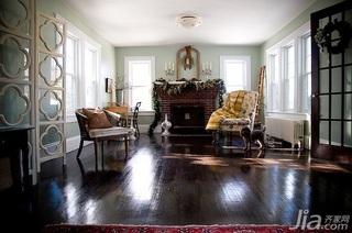 圣诞来临 欧式古典别墅温馨布置