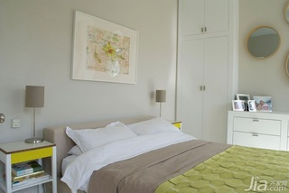 现代简约欧式公寓 明朗色彩复式