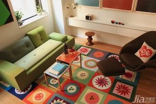 清新透明屋 温馨宜家风格二居室装修