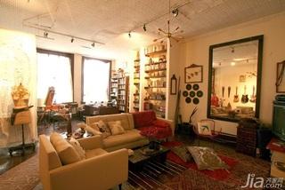 杂而不乱 另类设计混搭风格一居室装修