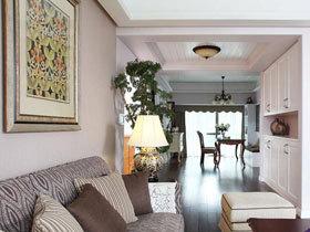 温馨古典欧式三居装修 小空间也能有大作为