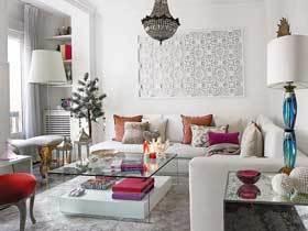 优雅东南亚风情 58平小公寓让你的生活更美好