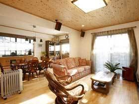 原木日式公寓 连空气都是清新的