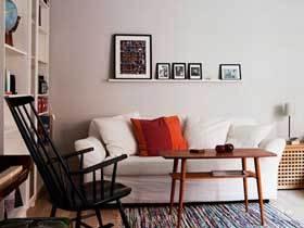 38平怀旧简洁东南亚风 这样的单身公寓太完美