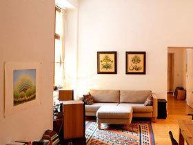 68平温馨舒适宜家风公寓 小房子盛放家的梦想