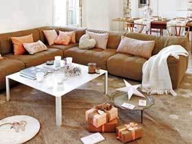 温情混搭风两居室 质朴的特色家