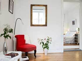 清新甜美北欧风 小户型公寓朴素简洁
