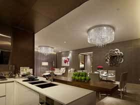 145平优雅都市现代三居室 城里人的家