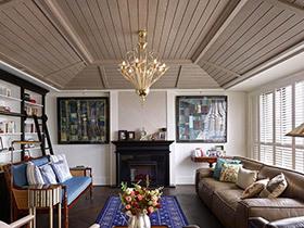 欧美室内一般这样装修  美式别墅很休闲