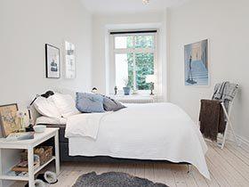混淆的视觉  10款北欧风格卧室装修效果图