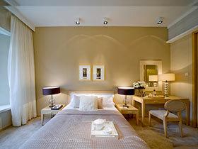 谁说卧室要简约 11款现代混搭卧室装修效果图