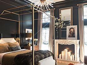厉害了我的卧室 10个美式风卧室装修效果图