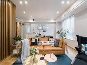 130平现代北欧风格装修 爱上轻松与闲适空间