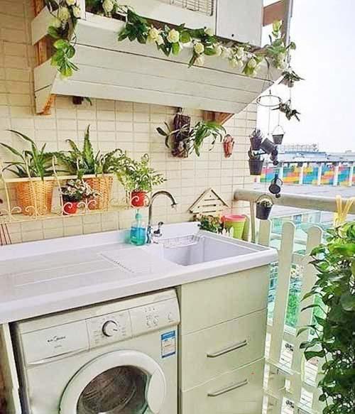 生活中的享受 10款生活阳台装修参考图