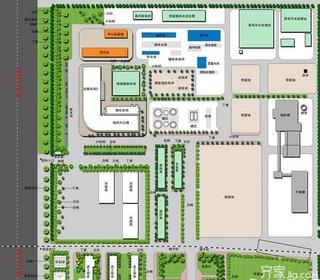 厂房平面设计图