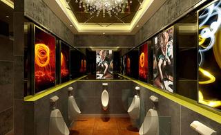 酒吧卫生间装修效果图