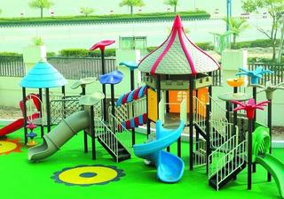 幼儿园游乐场所装修效果图