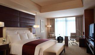 时尚宾馆房间设计装饰效果图片