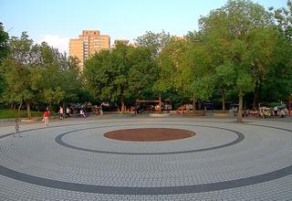 创意小广场设计效果图