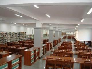 中学图书馆室内设计装饰案例