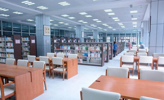图书馆室内阅览室装饰案例欣赏