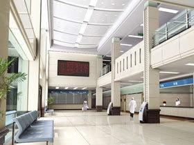 医院大厅装修图片