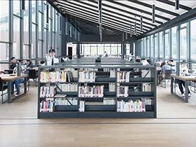 上海嘉定公共图书馆设计图