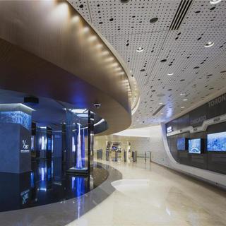 上海中心观光厅设计图