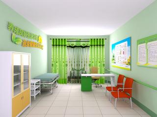卫生室装修设计效果图