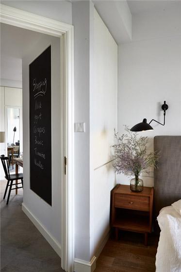 钢琴教师的北欧小宅 32平清新一室一厅装修