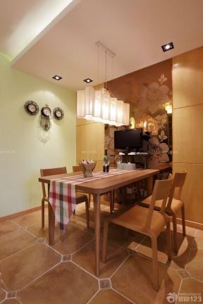 70平米房子餐厅装修效果图