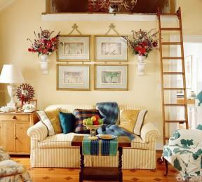 70平米房子客厅装饰样板间装修效果图