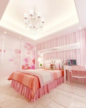 混搭风格10平米儿童房家装壁纸设计图
