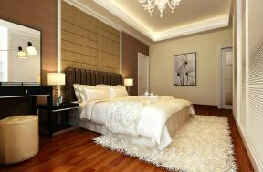 现代卧室三室两厅装修设计装修效果图