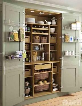 厨房家用储物柜装修设计效果图