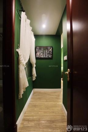 最新走廊玄关装饰画图片欣赏