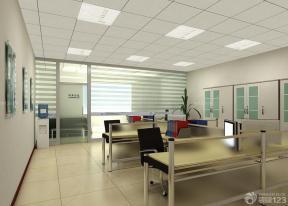 时尚现代设计风格办公室装修设计效果图