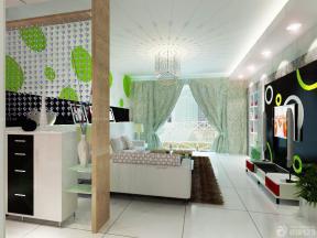 现代风格入户玄关鞋柜装饰图片设计