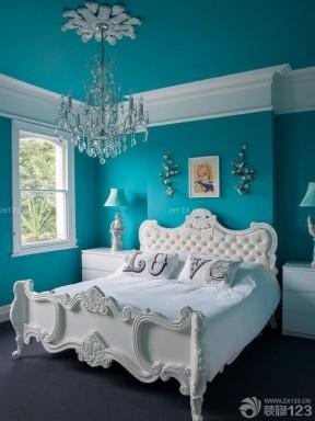 二层别墅7平米卧室装修样板间