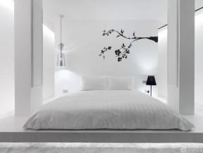 时尚65平米两室一厅卧室设计样板大全